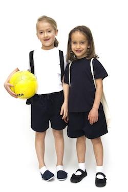 PE Kit & Sportswear