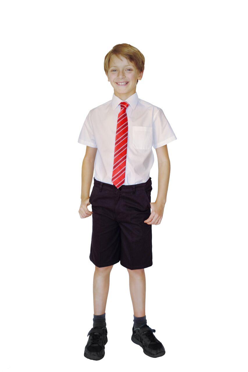 Coatings Free School Uniform Organic Cotton Black School