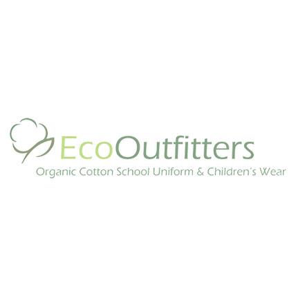 Organic Cotton Grey School Pinafore