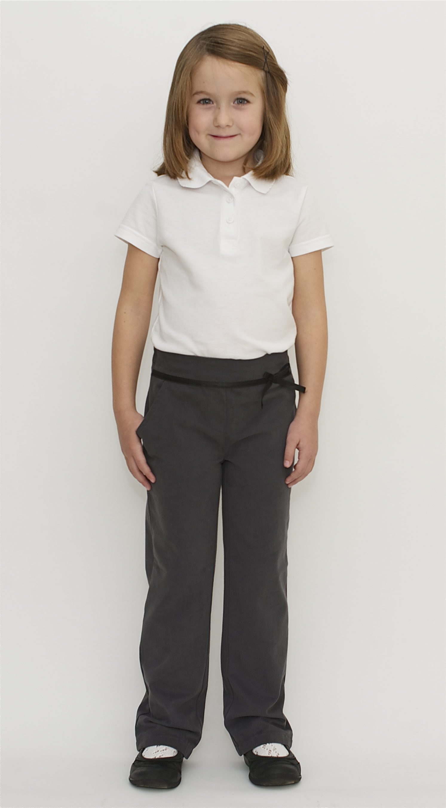 Read all Girls Black Straight Leg School Trousers reviews Girls Black Straight Leg School Trousers is rated out of 5 by Rated 4 out of 5 by Denise74 from Nice trousers Fit true to size, look lovely on, very smart, nice for school, wash and dry lovely/5(13).