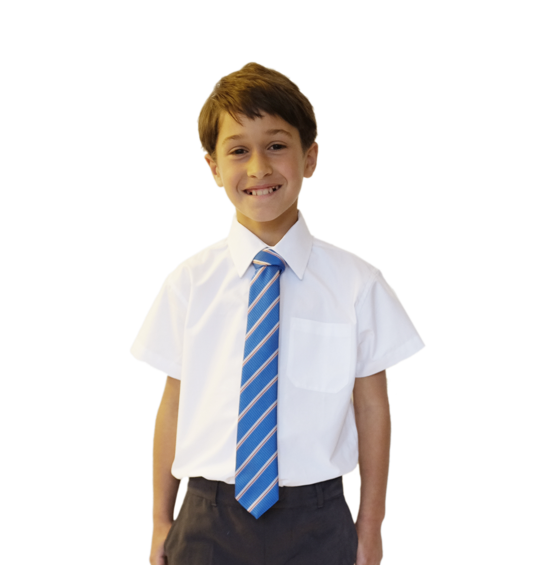 Pure Cotton School Uniform Organic Cotton School Shirt