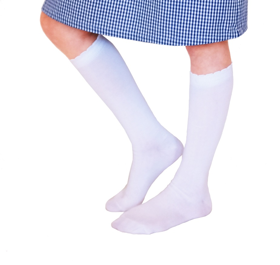 Free shipping BOTH ways on womens white knee socks, from our vast selection of styles. Fast delivery, and 24/7/ real-person service with a smile. Click or call