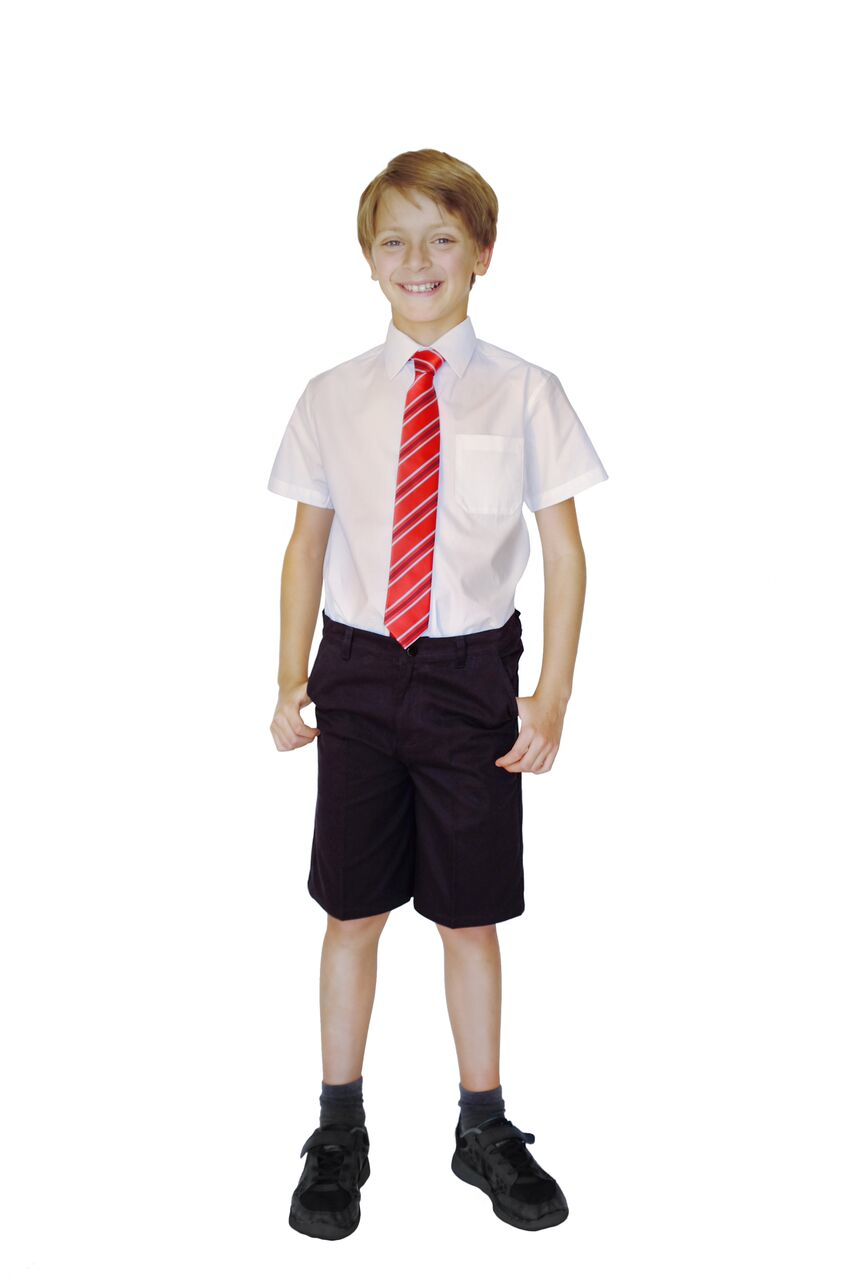 Coatings Free School Uniform | Organic Cotton Black School ...