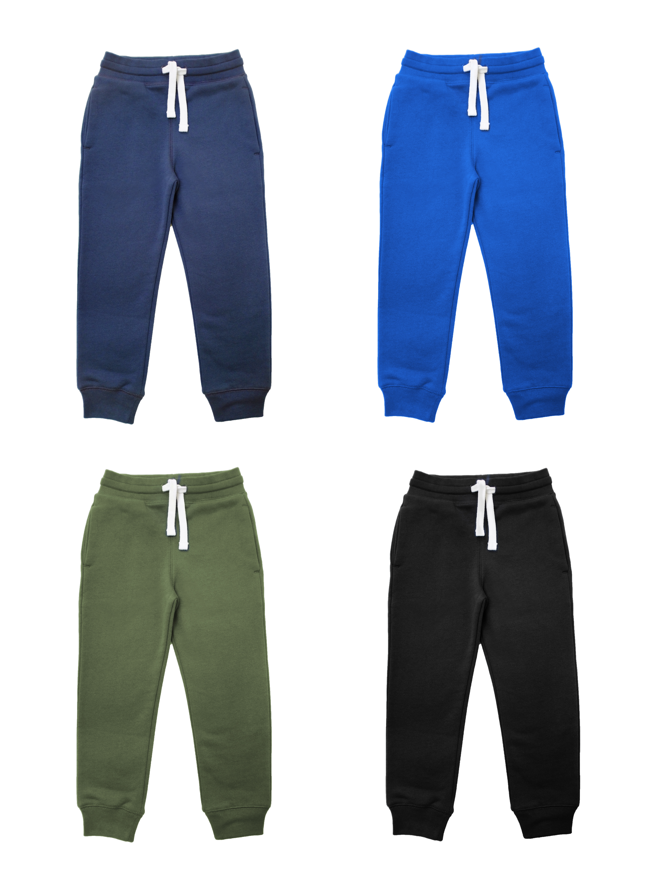 8e721e747 Pure Cotton Tracksuit Bottoms | 100% Organic Cotton Joggers ...